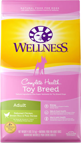 Wellness Toy Breed Complete Health Adult