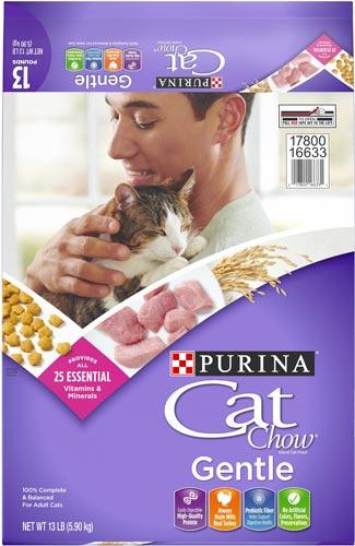 Cat Chow Sensitive Stomach Gentle