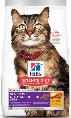 Hill's Science Diet Adult Sensitive Stomach & Skin